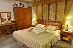 传统中国的家具 库存照片