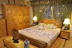 传统中国的家具 免版税图库摄影