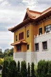 传统中国的房子 免版税图库摄影