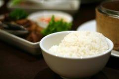 传统中国的烹调 免版税库存图片