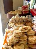 传统中国的食物 免版税库存照片