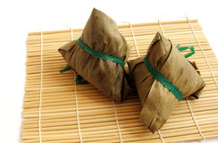 传统中国的饺子 库存照片
