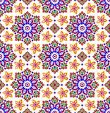 传统伊斯兰的模式 库存图片