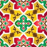 传统伊斯兰的模式 图库摄影