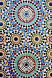 传统伊斯兰的马赛克 库存照片
