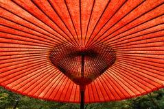 传统伞 图库摄影