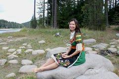 传统保加利亚民间传说 免版税图库摄影