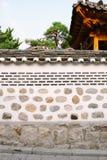 传统墙壁 库存图片