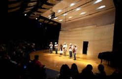 传统墨西哥的音乐 库存图片