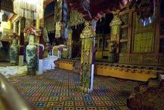 传统宫殿的potala 库存照片