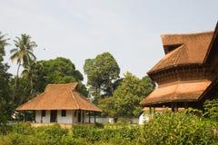 传统宫殿 库存图片