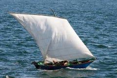传统小船 免版税库存照片