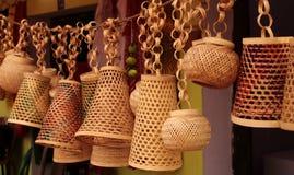 传统工艺品在印度 库存照片