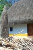 传统房子 库存图片