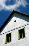 传统房子 免版税库存照片