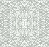 传统无缝的墙纸和背景 向量例证