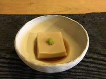 传统日本开胃菜盘 图库摄影