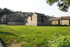 传统民间的房子 免版税库存照片