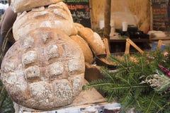 传统波兰面包 库存照片