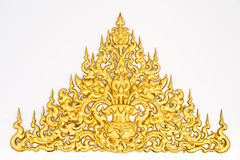 传统泰国样式模式 免版税库存图片