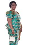 传统的加纳 免版税库存照片