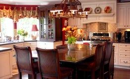 传统的厨房 免版税库存图片