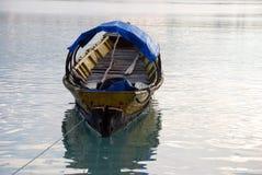传统的小船 库存照片
