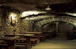 传统的小酒馆 库存图片