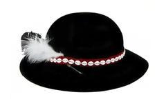 传统的帽子 库存照片