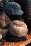 传统的帽子 免版税库存图片