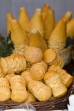 传统的干酪 图库摄影
