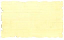 传统的手工纸 免版税库存图片
