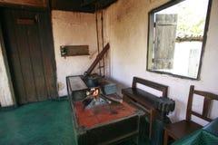 传统的烤箱 免版税库存照片