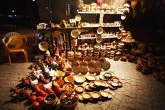 传统的礼品店 图库摄影
