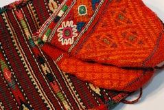 传统的织品 免版税库存照片