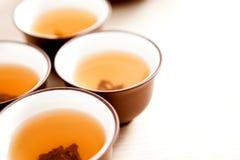 传统的茶 库存图片