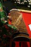 传统的cithara 免版税图库摄影