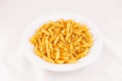 传统背景烹调食物意大利意大利面食钉书针的纹理 库存图片