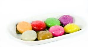 传统草龟蛋糕 免版税库存照片