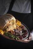 传统葡萄牙食物 库存图片