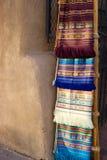 传统西南的地毯 图库摄影