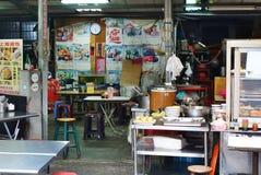 传统路边餐厅 库存照片