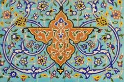 传统阿拉伯的装饰 库存照片