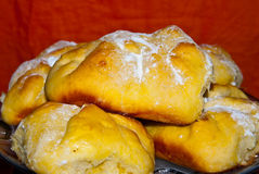 传统branzoaice的曲奇饼 库存图片