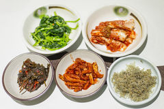 传统Kimchi 图库摄影