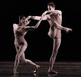 传送古典芭蕾` Austen汇集` 免版税库存图片