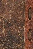 传送带棕色皮革老 免版税图库摄影
