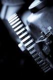 传送带规定期限轮子 免版税库存照片