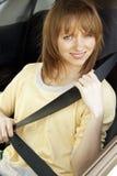 传送带驱动器安全性位子 免版税图库摄影