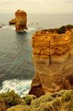 传道者澳洲极大的海洋路十二 免版税库存照片